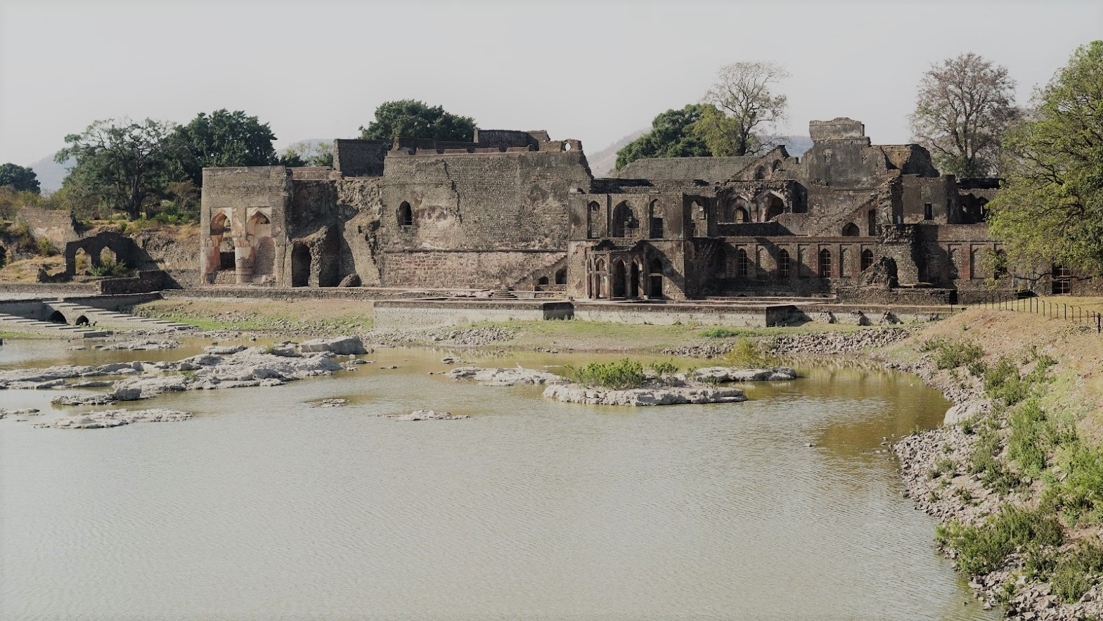 The city of ruins: Mandu